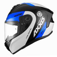 Casco Moto Axxis Draken By Mt Helmets Nuken Ronin X-road