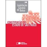 Constituição Do Estado De São Paulo - Col. Legi