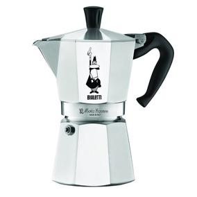 Cafetera Bialetti Original Espresso 6 Tazas Aluminio Cafe