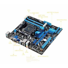 Placa Mãe Gamer Asus Para Processador 8 Octacore Fx 8300