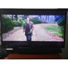 Televisor Lg 3d 47 Pulgadas Con Barra De Sonido Y Lentes 3d