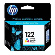 Cartuchos Hp 122 Color Originales Impresoras 1000 2050 3050