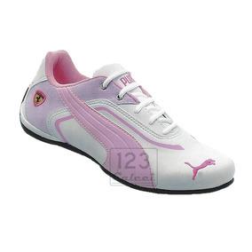 9513a5a5999 Tenis Da Nick Rosa Com Simbolo Brilhante Puma Feminino - Tênis no ...