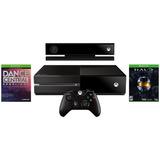 Xbox One + Kinect + Halo Mcc + Dance