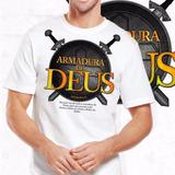 Camisa Personalizada Gospel Evangelica Jesus Deus Camiseta