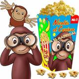 Kit Imprimible Jorge El Curioso Cotillon Y Candy Bar Y+ 2x1