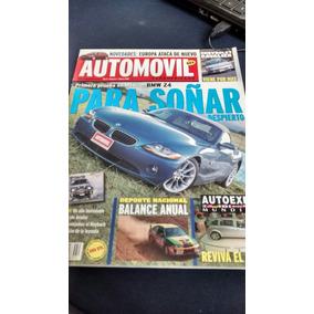 Revista 4 Ruedas Autom 243 Viles En Mercado Libre M 233 Xico