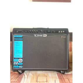 Amplificador Line 6 Guitarra Combo Spider Valve Mkii 212