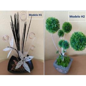 Centro De Mesa, Arreglo Floral, Árbol, Hogar, Florero