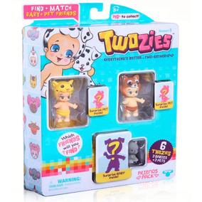 Twozies Conjunto 6 Figuras 57002