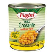 Milho Crocante Ao Vapor Fugini Lata 170g