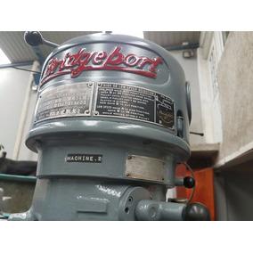 Fresadora Bridgeport 9 X 42 In Automatico