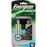 Cargador De Baterias A A Y A A A Energaizer 4 Baterias Nimh