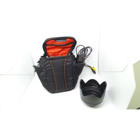 Camera Digital Sony Dsc H50 Com Case Cabos Cartao Bateria