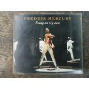 Living On My Own * Freddie Mercury * Cd Original Importado *