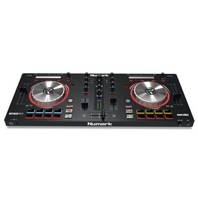 Controlador Dj Mixtrack Pro 3, Numark