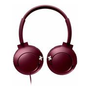 Auriculares Philips Shl3075 Bordo