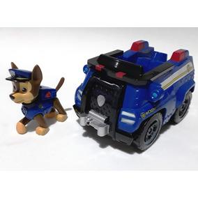 Patrulha Canina - Chase E Seu Veículo / Chase+carro Viatura