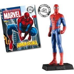 Miniaturas Marvel Edição 01 Homem Aranha- Eaglemoss