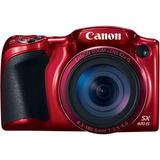Canon Powershot Sx420 Es Cámara Digital (rojo)
