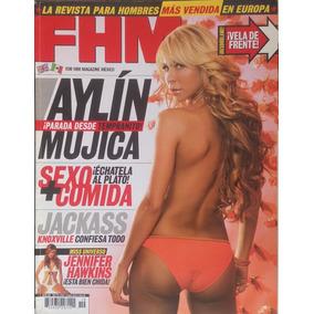 Revista Fhm Aylín Mujica - Marzo 2006
