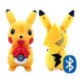 Pikachu Pokémom Go Caixinha De Som Bluetooth Envio 24hrs