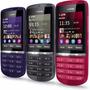 Celular Nokia Asha 300 - Bom E Barato - 12 Vezes Sem Juros