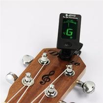 Afinador Joyo De Violao Cavaquinho Guitarra Contra Baixo