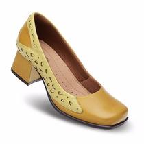 Sapato Boneca Estilo Retro Nr.35 (sistema Comfort)