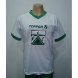 Camiseta Ferro Carril Oeste Retro Suplente 1982/1984