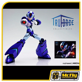 Truforce Designer Series X Rock Man Megaman Capcon