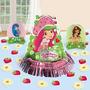 Kit Tabla Decoración De Strawberry Shortcake