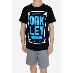 Camiseta Oakley Preta Tam. M Camisetas - Camisetas e Blusas no ... 62667050d15