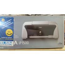 Impressora Canon Pixma Ip1500 Jato De Tinta (sem Cartucho)