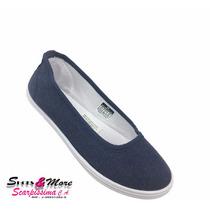 Zapato Para Dama Momentum 137 Azul
