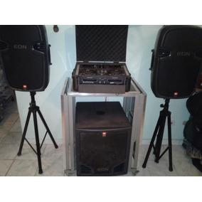 Cornetas Amplificadas Jbl Sonido Profesional Y Accesorios