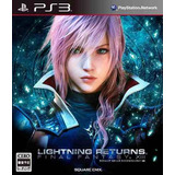 Lightning Returns Final Fantasy Xiii Ps3 Ya