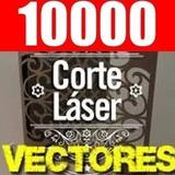 Vectores Corte Laser + 10 000 Diseños Cnc + 7 Pack Serigrafa