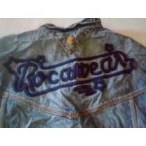 Chamarra Rocawear 3xl De Rapero Cholo Roca Wear