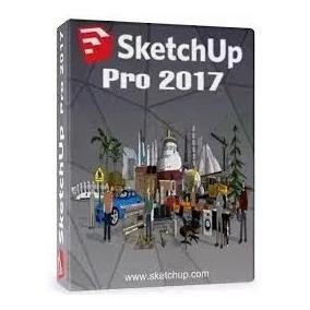Sketchup 2017 + Vray 3.4 + Blocos + Curso + Plug-ins +