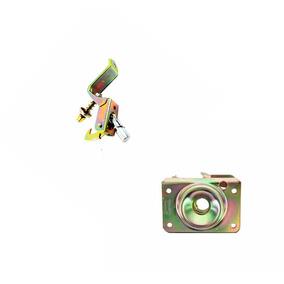 Kit Fechadura Capo Superior Inferior Fusca 72 76 78 A 96 Vw