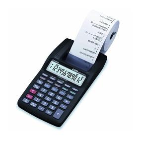 Calculadora Casio C/ Impressora Mini Printing 12 Dígitos A