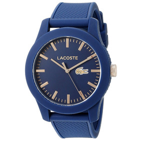 Reloj Lacoste Sport Hombre Nuevo Original Azul