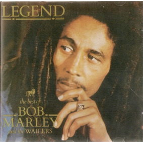 Cd Bob Marley - Legend - The Best Of - Novo Lacrado***