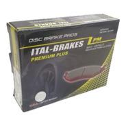 Pack Pastillas De Freno Mazda 3 Sport 1.6 1543bbp 1559pm
