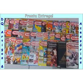 Revista Nintendo World Diversas Edições
