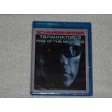 Schwarzenegger / Terminator 3 - Blu-ray Nuevo! Importado!