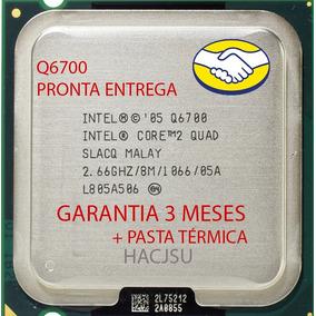 Processador Intel Core 2 Quad Q6700 2.66ghz 775 Desktop Cpu
