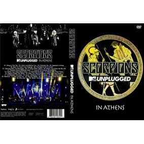 Scorpions - Mtv Uplugged In Athens (frete Gratis)