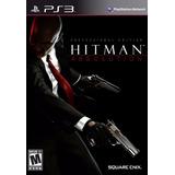 Hitman Absolution Professional Edition - Nuevo Sellado - Ps3